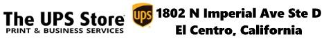 UPS Store El Centro